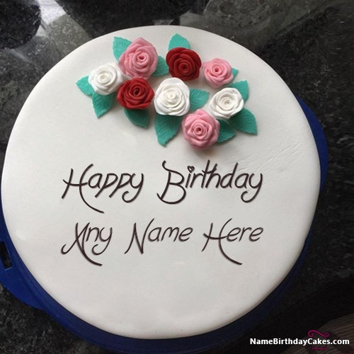 Download Birthday Cake Name For Friends
