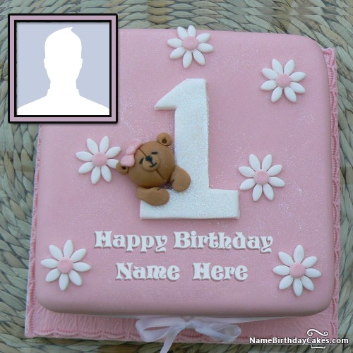 Outstanding First Birthday Cakes For Girls Make Your Day Awesome Funny Birthday Cards Online Alyptdamsfinfo