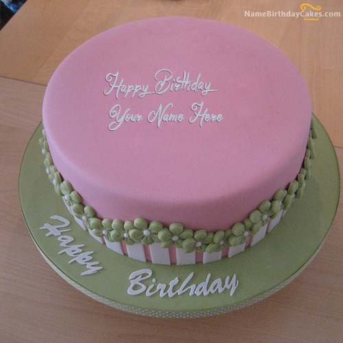 Cake Images For Hubby : Fondant Birthday Cake For Husband