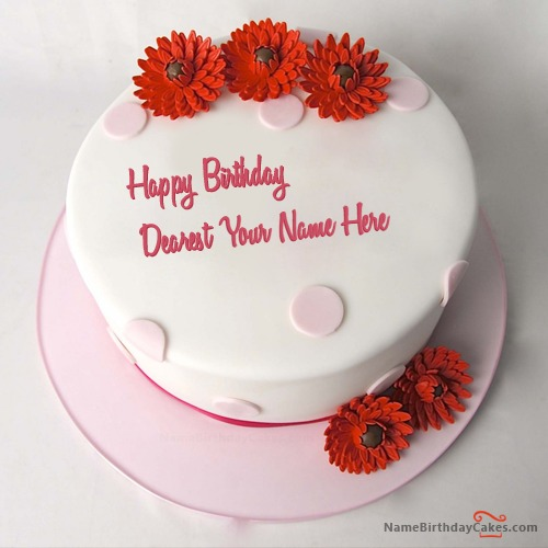 Pics Of Birthday Cakes For A Friend : Happy Birthday Cake Friends images