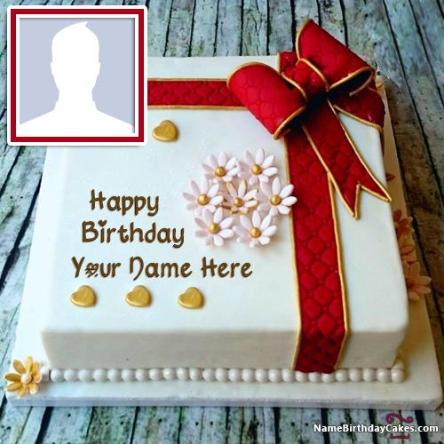 Happy Birthday Cake With Name Free Download For Friends