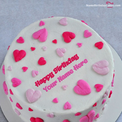 Birthday Cake Pics For Lovers : Happy Birthday Cakes for Lover With Name - Page 7