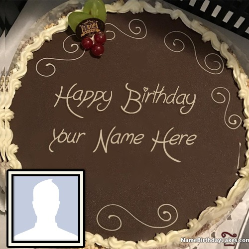 happy birthday cake pictures with name write name on birthday cake images 500 4710