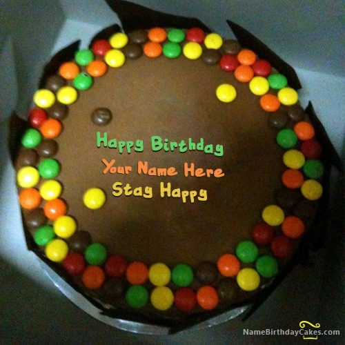 Images Of Birthday Cake With Name Ritu : Happy Birthday Cake Wishes With Name