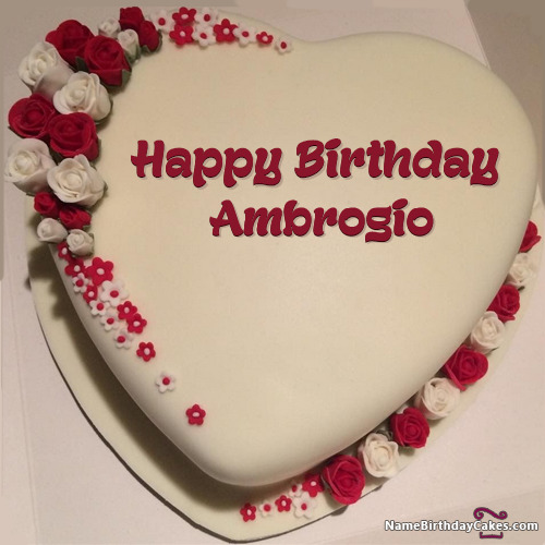 Free Happy Birthday Cake Name