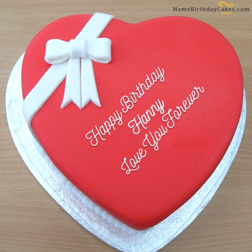 Happy Birthday Hanny Cakes, Cards, Wishes