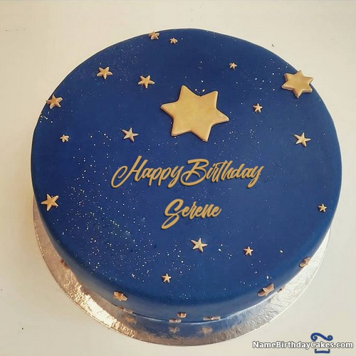 Happy Birthday Serene Cakes, Cards, Wishes