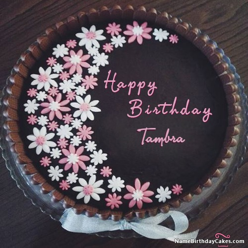 Happy Birthday Tambra Cakes, Cards, Wishes