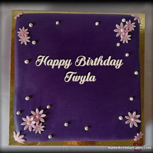 Best Birthday Cake Designs With Name And Age