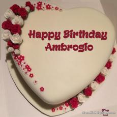happy birthday ambrogio