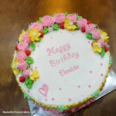 happy birthday denicia