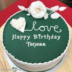happy birthday teness