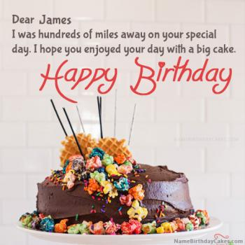 Happy birthday james video and images view hd happy birthday james pictures thecheapjerseys Images