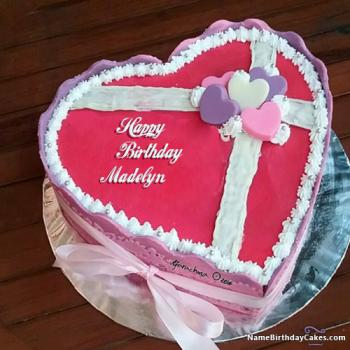 Happy Birthday Madelyn Cakes