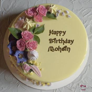 Happy Birthday Mohsin Video And Images