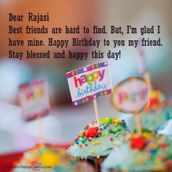 happy birthday Rajasi images
