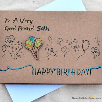 Happy Birthday Seth pics