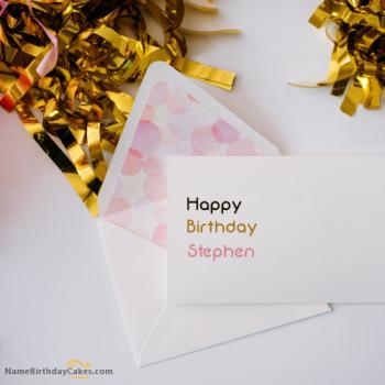 Happy Birthday Stephen pics