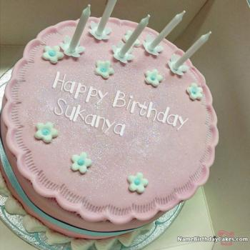 Birthday Cake For Special Friend