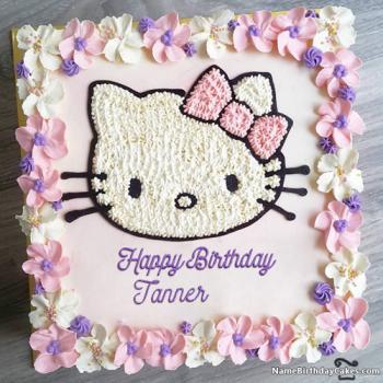 Happy Birthday Tanner Cake images