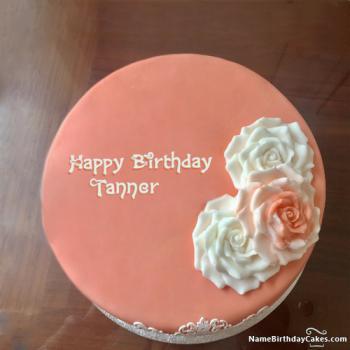 Happy Birthday Tanner Cake