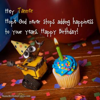 Happy Birthday Tanner images
