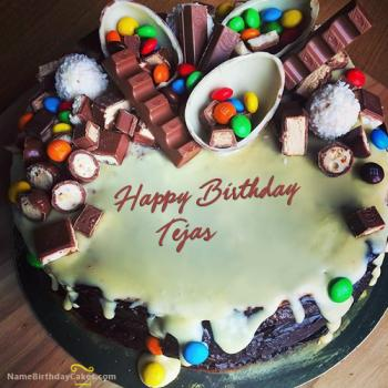 Happy Birthday Tejas Video And Images