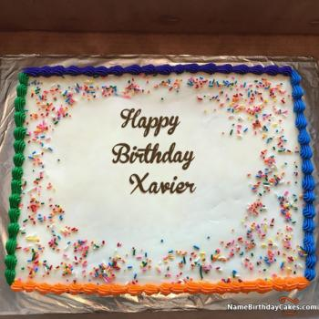 Happy Birthday Xavier Video And Images