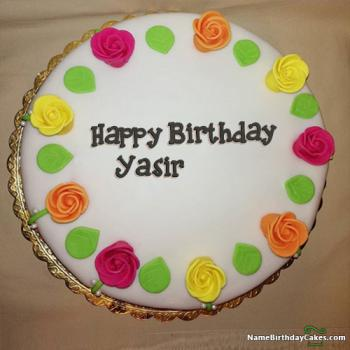 Happy Birthday Yasir Video And Images