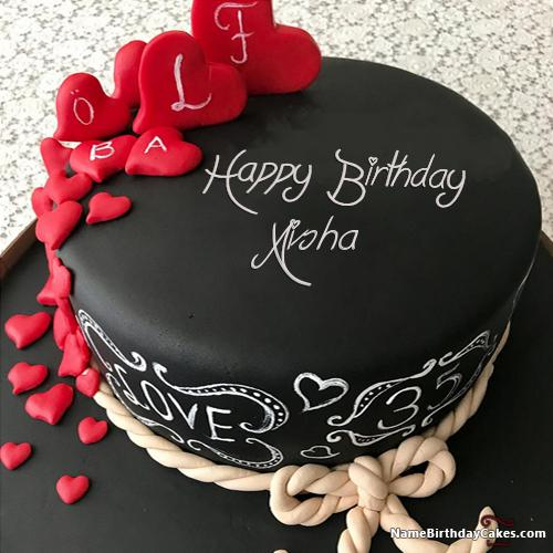 Happy Birthday Megan Face In Cake