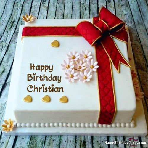 Happy Birthday Christian Cake Download Share