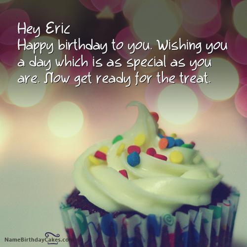 Happy Birthday Weirdo Quotes: Happy Birthday Eric