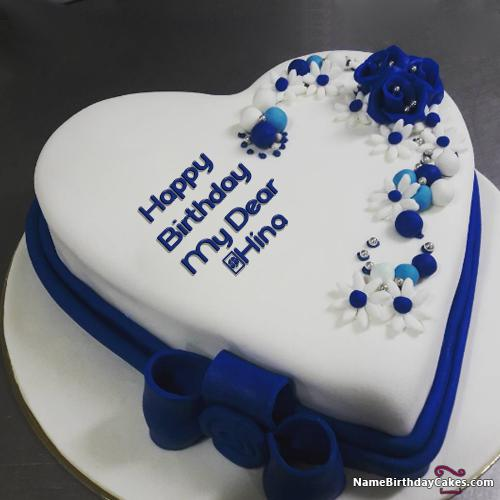 Happy Birthday Hina Cake Images Download Share