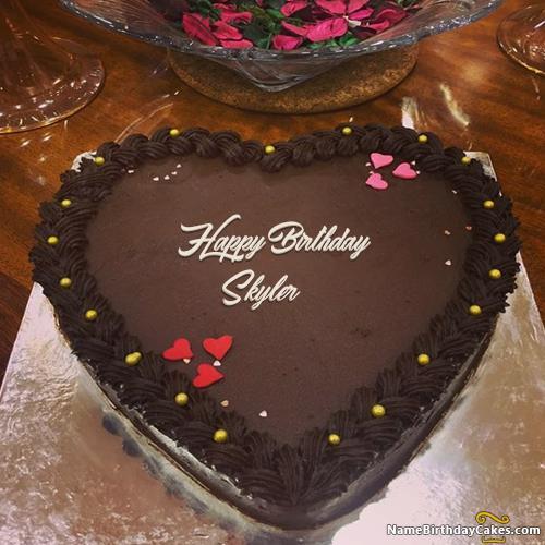 Unique Happy Birthday Cake Andrew