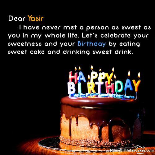 Happy Birthday Yasir Pics Download Share