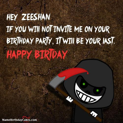 Happy Birthday Zeeshan Images Download Share