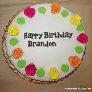 Happy Birthday Brandon