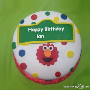 Happy Birthday Ian