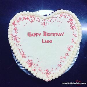 Happy Birthday Lisa