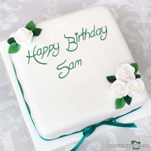 Happy Birthday Sam