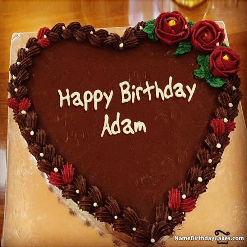 Happy Birthday Adam Video And Images