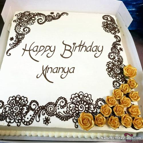 Happy Birthday Ananya Video And Images
