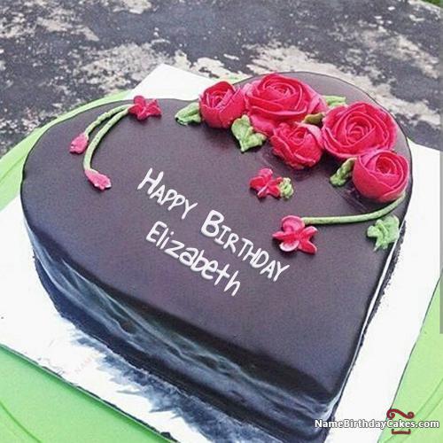 Happy Birthday Elizabeth Video And Images