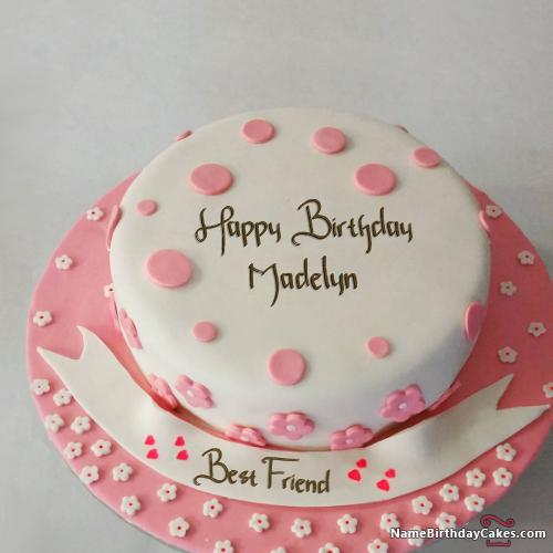 Happy Birthday Madelyn Video And Images