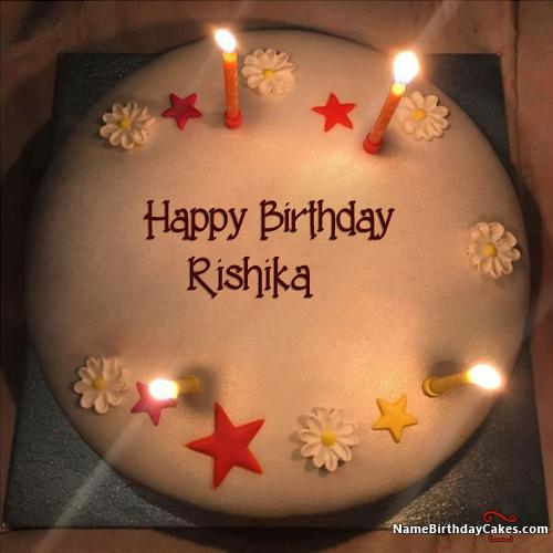 Happy Birthday Rishika Video And Images