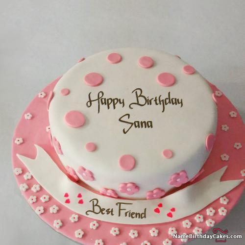 Happy Birthday Sana Video And Images