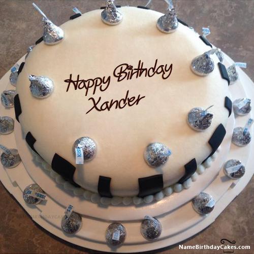 Happy Birthday Xander